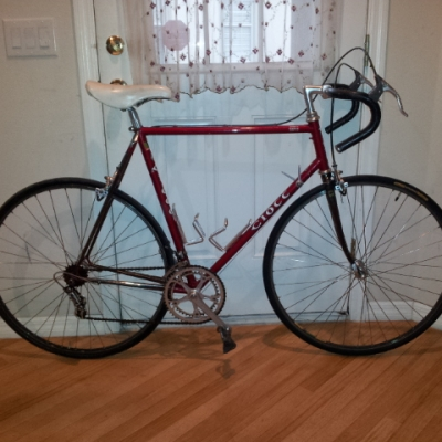 Vintage ciocc road bike for Sharethis com https