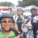 Miguel, Richard and Me at 2015 Horrible 100